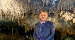 El villancico de Revilla en la cueva de El Soplao