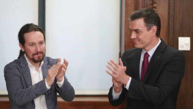 Sánchez e Iglesias aprovecharán el nuevo Gobierno para blindar sus liderazgos