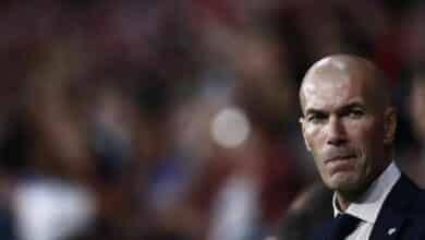 El Real Madrid confirma la marcha de Zidane