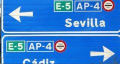 No se pagará peaje en un tramo de la autopista del Mediterráneo y entre Sevilla y Cádiz