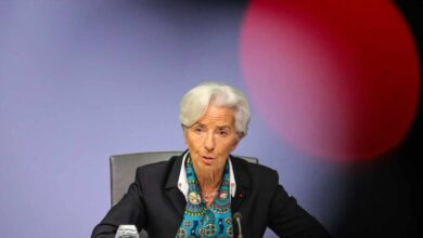 El BCE advierte que la crisis del Covid-19 frenará la concesión de crédito