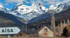 Aísa, en el Pirineo aragonés