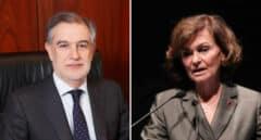 Carmen Calvo dirigió una tesis doctoral con el ponente del TS para la exhumación de Franco