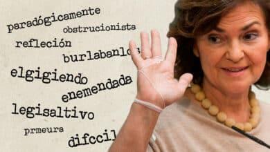 Carmen Calvo se doctoró con una tesis que tiene al menos 179 erratas y 30 faltas de ortografía