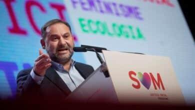 El PSOE utiliza las denuncias de PP y Vox para cerrar filas con Ábalos