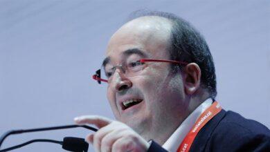 Iceta, el artífice de la negociación con ERC