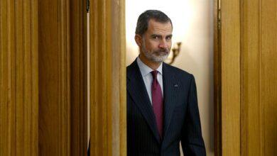 El rey no podrá renunciar legalmente a su herencia en vida de don Juan Carlos