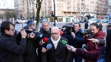 En libertad con medidas cautelares los condenados por corrupción vinculados al PNV