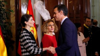 La nueva ministra de Justicia Llop hereda el reto de desencallar el bloqueo más largo del CGPJ
