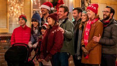 Cinco series que ver durante Navidad