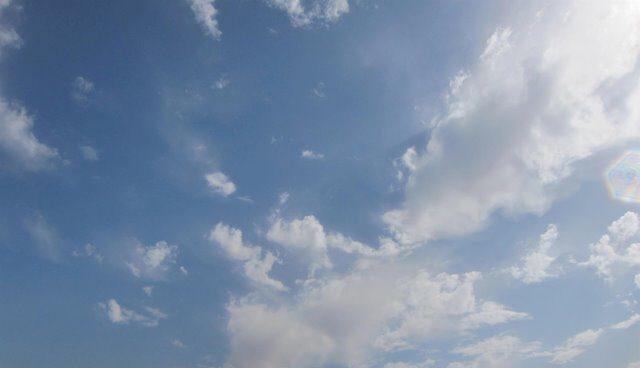 Cielo despejado