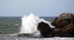 'Gloria' pone en alerta roja al Mediterráneo: fuertes lluvias y vientos de 100 km/h