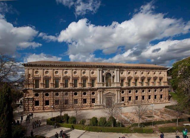 Palacio de Carlos V de la Alhambra