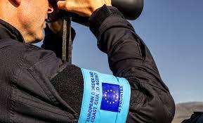 Frontex Unión Europea