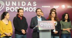 Podemos debate si dar a Garzón un Ministerio o una Secretaría de Estado