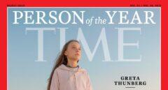 Greta Thunberg, persona del año para la revista 'Time'