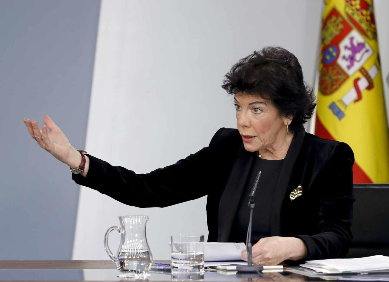 Bronca en el Consejo de Ministros: Iglesias carga contra Celaá por el caos de la vuelta al cole