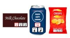"""""""Un refresco, 13 minutos corriendo"""": hasta 200 calorías diarias menos con esta etiqueta"""