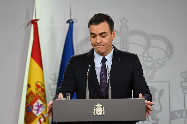 Sánchez acepta un referéndum en Cataluña sobre los acuerdos a los que llegue con ERC