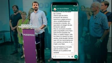 La gestora de Podemos Murcia desata una purga por chats privados de WhatsApp