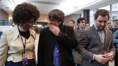 Quiénes son los amigos de Puigdemont y los independentistas en el Parlamento Europeo