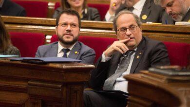 La JEC sí puede inhabilitar a Torra sin sentencia firme: el precedente está en Canarias