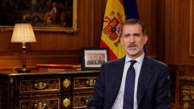"""Casa Real prepara un discurso a la """"altura"""" de las circunstancias con refrendo del Gobierno"""