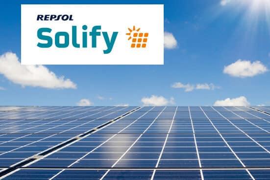 Repsol Solifty, la nueva marca para el autoconsumo de Repsol.