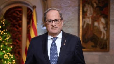 Torra exige a ERC un referéndum de autodeterminación para avalar el diálogo con el PSOE