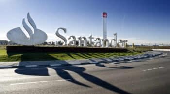 Santander ganó 1.608 millones hasta marzo, cinco veces más que hace un año