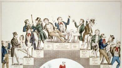 Cien años de la ley seca: la cruzada religiosa que no toleraba un trago