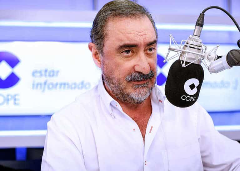 EGM: Carlos Herrera recorta distancias con Ángels Barceló y Onda Cero, la que más crece