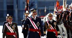 """Más de 70 mandos retirados del Ejército le dicen por carta al Rey que el Gobierno amenaza la """"unidad nacional"""""""