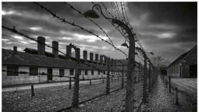 Los guardianes judíos de Auschwitz