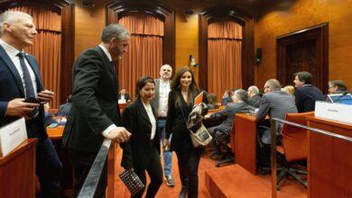 Cs abandona la comisión de investigación del 155 y pide a Junqueras que dejen a Cataluña en paz