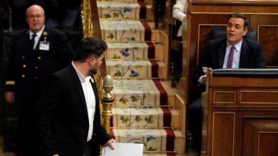 El bronco debate de investidura augura una legislatura de trincheras