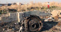 """Irán admite que derribó """"por error"""" el avión ucraniano en el que murieron 176 personas"""
