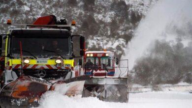 Una masa de aire polar congelará los termómetros en Nochebuena y Navidad, siendo las noches más frías del año