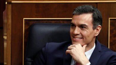 Sánchez, elegido presidente por dos votos en una sesión de alto voltaje