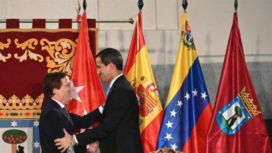 Guaidó elude polemizar sobre el caso Ábalos y excusa a Sánchez por no recibirle
