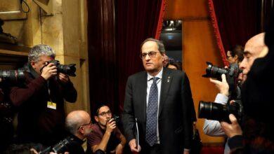 En el independentismo catalán ha estallado la guerra