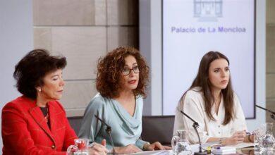 """Juristas expertas en violencia de género se sienten """"despreciadas"""" por el Gobierno con la Ley Montero"""