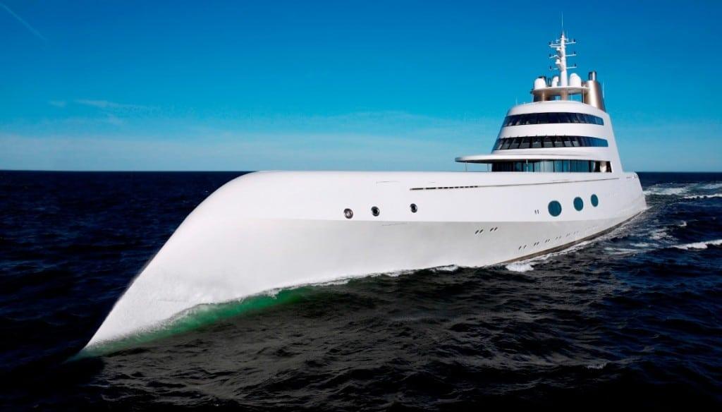 Las 'mansiones flotantes' más espectaculares del mundo
