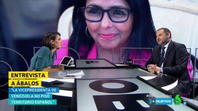 Ábalos reconoce ahora que estuvo con Delcy Rodríguez en la sala VIP de Barajas
