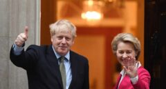 El Parlamento británico aprueba hacer efectivo el Brexit el 31 de enero