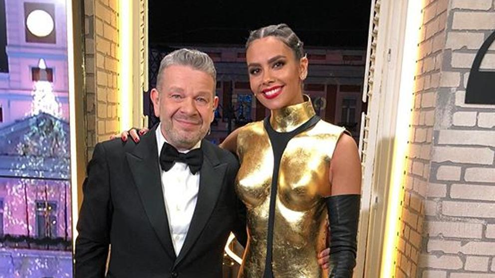 ¿Quién presentará las campanadas en Antena 3 y en La Sexta?