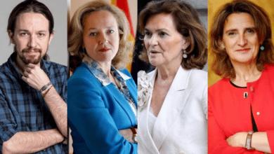 Los sueldos en vicepresidentes de Sánchez alcanzarán los 312.000 euros