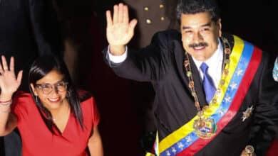 Interior y Exteriores sabían desde por la tarde que la 'número 2' de Maduro iba en el avión