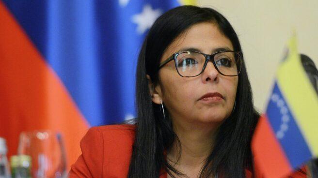 Delcy vicepresidenta Venezuela