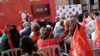 Dolores Delgado, la fiscal general del Estado que daba mítines del PSOE